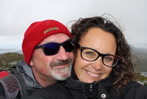 Kate and Gary Watson